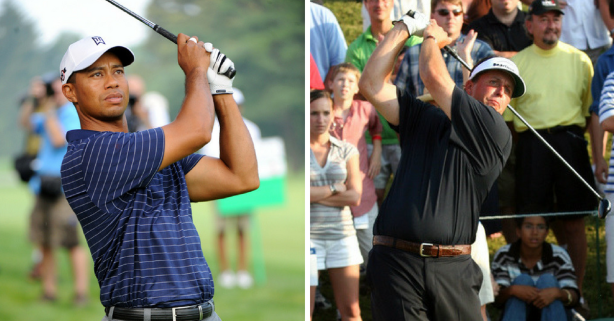 Report: Tiger Woods, Phil Mickelson to Play for $10 Million