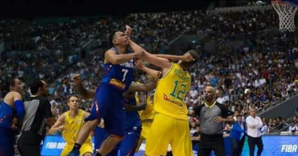 WATCH: Australia, Philippines Teams Get into Massive Brawl