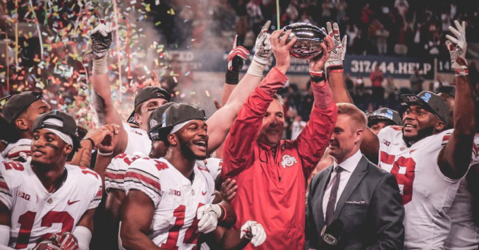 Ohio State's Pay Day to Play TCU This Season is Absurd
