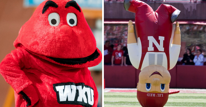 The 11 Weirdest College Mascots, All of Which are Creepy as Hell