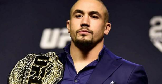UFC Champion Announces He Won't Fight Again Until 2019