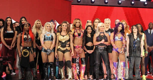 WWE Makes History, Announces First All-Women's Pay-Per-View