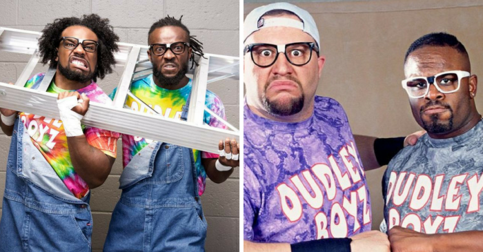 You Have to See the WWE Stars Dressed Like ECW Legends