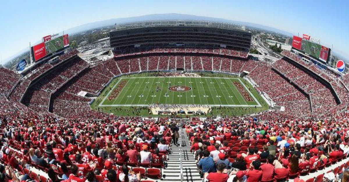 49ers Stadium Anthem Policy