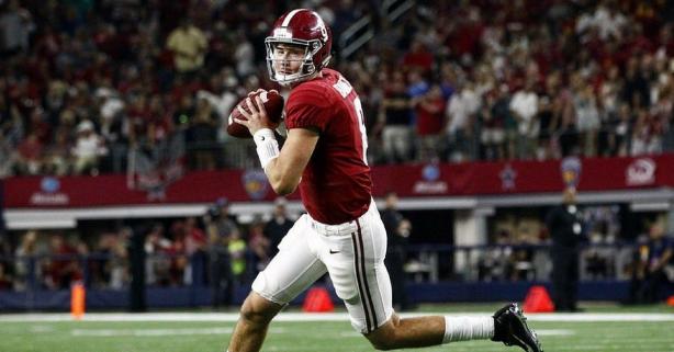 Remember Blake Barnett? He's About to Start at Quarterback Again