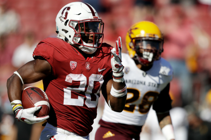 Can Bryce Love Even Come Close to Barry Sanders' Record Season?