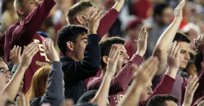 'Seminole War Chant' Tops Our List of Best College Cheers