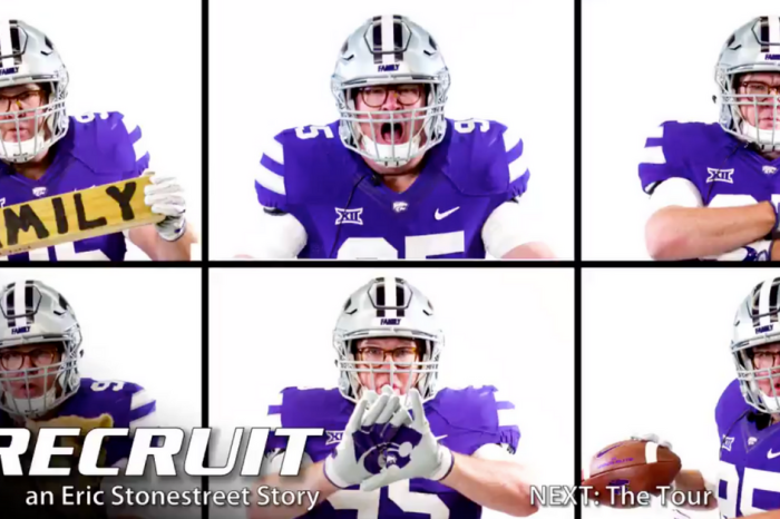 'Modern Family' Star Pursues Dream to Play Football at Kansas State