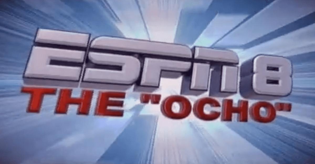 ESPN 8_ The Ocho