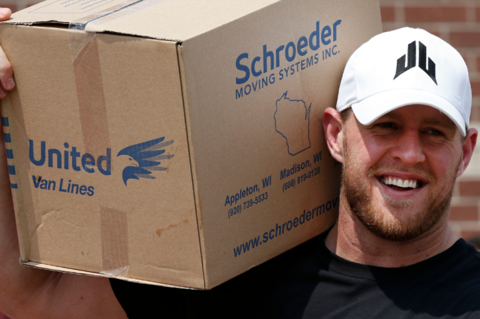 J.J. Watt Updates How Hurricane Harvey Fundraiser Rebuilt Texas