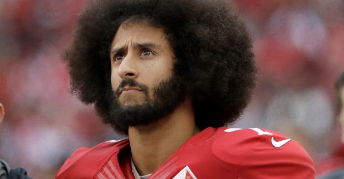 "Colin Kaepernick Sends Message to the NFL: ""Still Ready"""