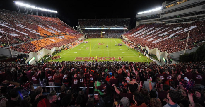 When is College Football's Next Earthquake Game? Here is the Answer