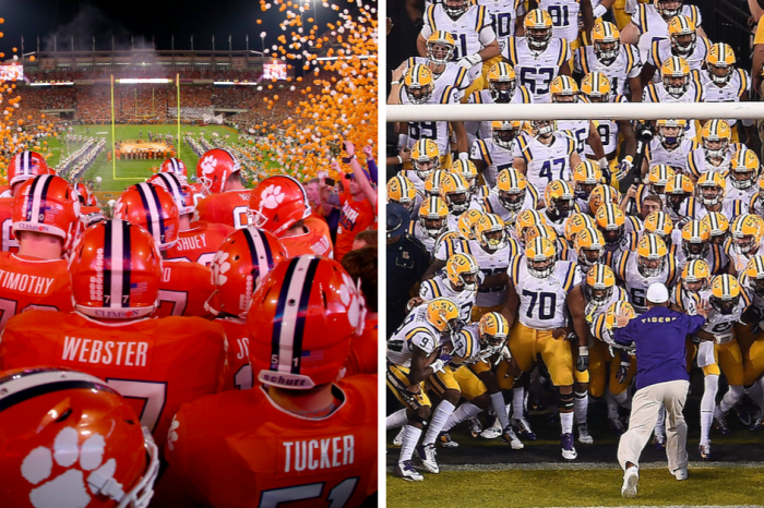 "LSU, Clemson Schedule Games to Answer ""Where's the Real Death Valley?"""
