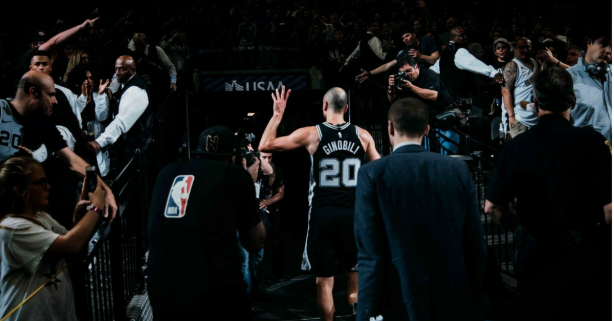 A Legendary Run: Beloved Spurs Guard Manu Ginobili Retires