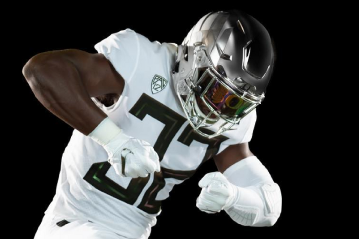 No Pac-12 Team Will Ever Touch Oregon's Fire Uniforms