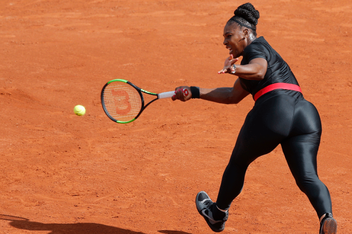Serena Williams' Catsuit Ban Proves Sports Prioritize Sex Over Powerful Female Stars