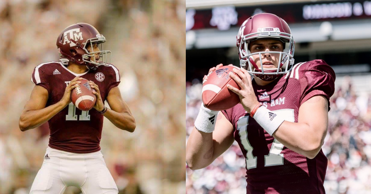 Jimbo Fisher's First Big Test is Picking the Right Aggies Quarterback