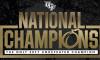 UCF Championship Banner