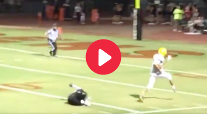 Controversial TD Celebration Suspended HS Senior for Homecoming Game