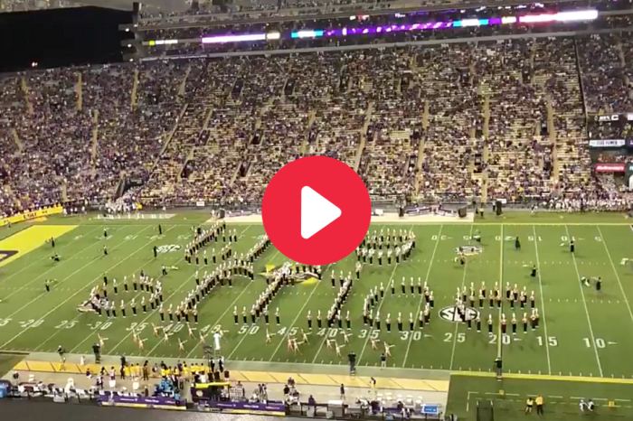 LSU Band Performed 'The Office' Song, and The Show's Cast Loved It