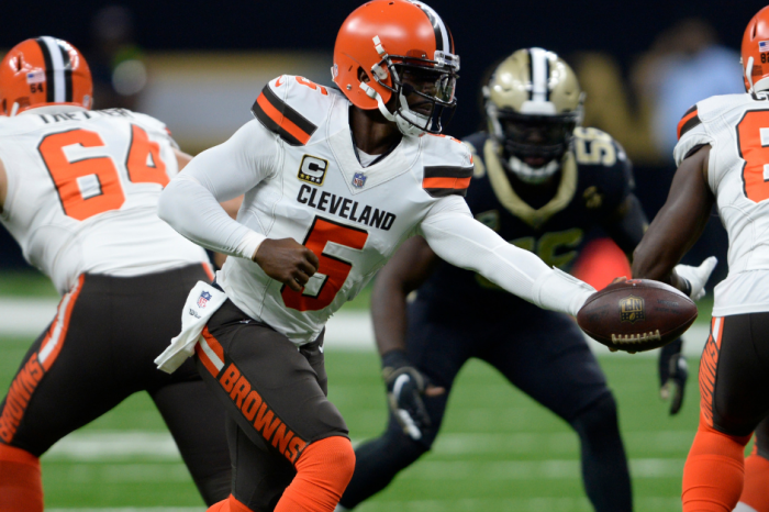 The Cleveland Browns Actually Won Something for the First Time in 3 Years