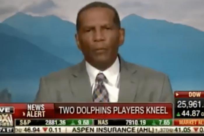 "Ex-NFL Player Calls Nike's Colin Kaepernick Ad ""Like 9/11 and Pearl Harbor"""