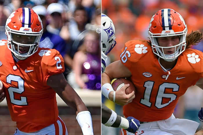 Clemson's Quarterback Controversy Could Be Settled This Weekend