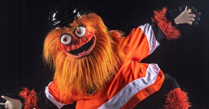The Philadelphia Flyers' New Mascot is the Stuff of Nightmares