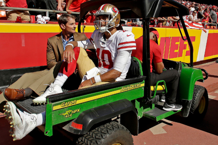 Should the NFL's Week 3 Injury List Be Major Cause for Concern?