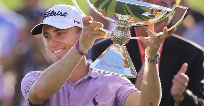 Justin Thomas is Playing for More Than the Tour Championship This Weekend