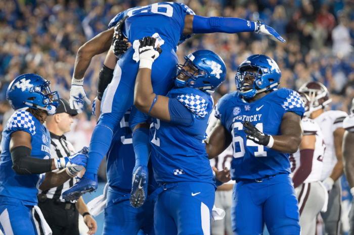 Kentucky Upset Mississippi State, But Now They're Paying a Hefty Fine