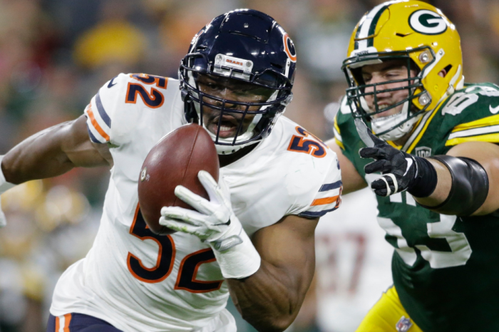 Khalil Mack Makes Oakland Look Foolish for Trading Him to Chicago