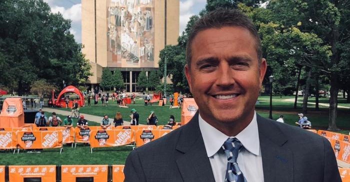 Listen Up, Texas A&M: Kirk Herbstreit Has a Message for You