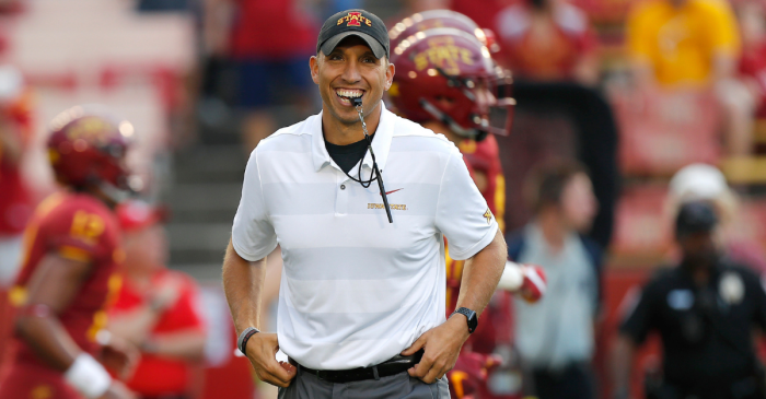 Iowa State Trio Serves Easiest One-Game Suspension in College Football History