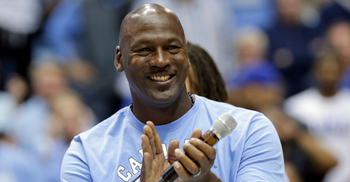 Michael Jordan Donates $2 Million to Hurricane Florence Relief Efforts