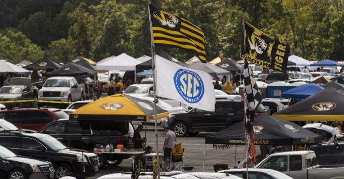 The Most Dangerous Places to Drive on College Football Game Days