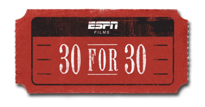 "ESPN Announces Loaded List of Upcoming ""30 for 30"" Documentaries"
