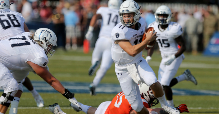 Old Dominion Upsets No. 13 Virginia Tech as a 29-Point Underdog