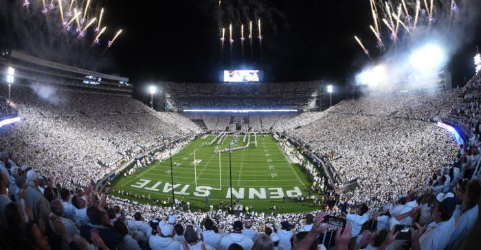 James Franklin Has Some Amazing Suggestions for Penn State's White Out