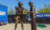 Philly Special Statue