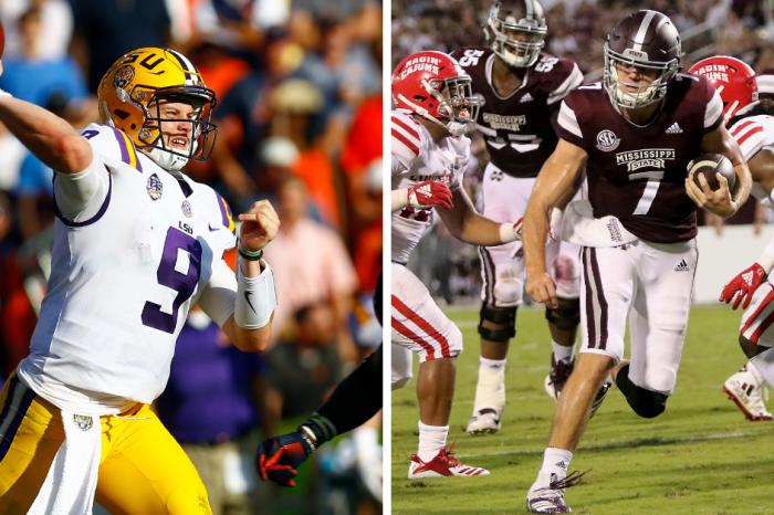 SEC Studs & Duds: The Best and Worst Performers of Week 3