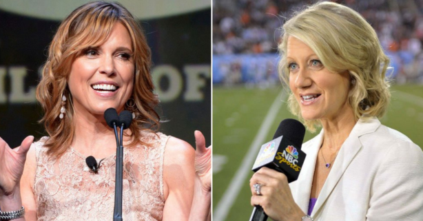 The First Female Broadcasting Duo to Call NFL Games is Here
