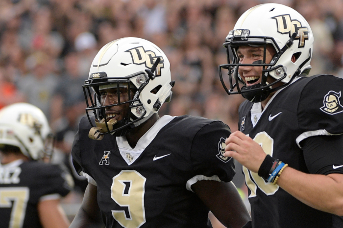 Maine Wastes No Time to Throw Shade at UCF for Canceled Game