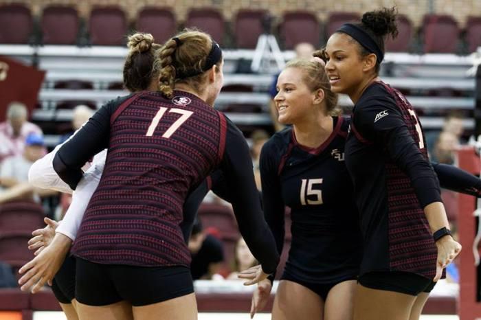 Seminoles Volleyball Continues Smoking Hot ACC Start