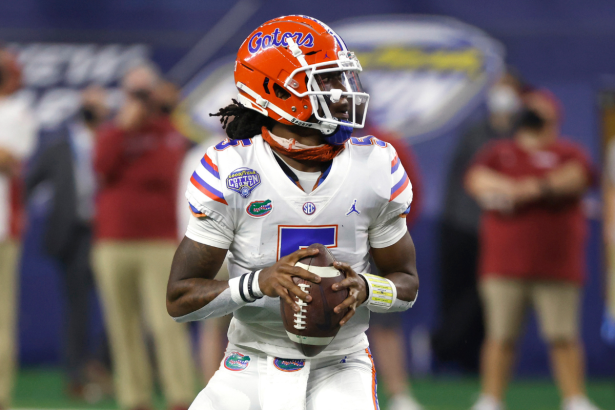 Meet Emory Jones: Florida's Speed Demon QB With An NFL Arm