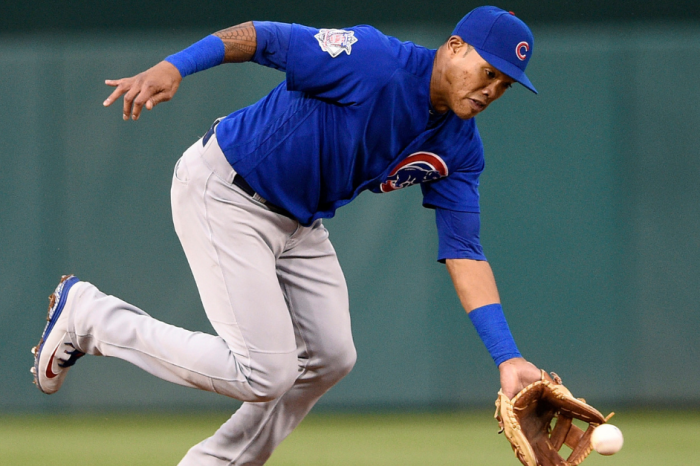 Cubs Shortstop Accepts 40-Game Suspension for Domestic Violence