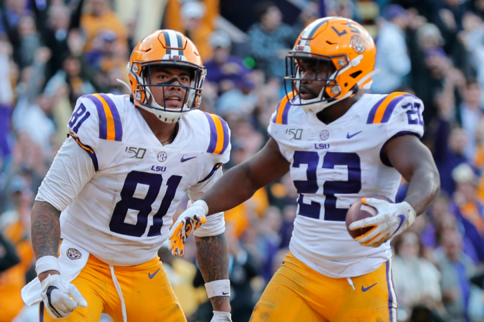 AP Top 25: LSU Ranked No. 1; Oklahoma Plummets After Upset