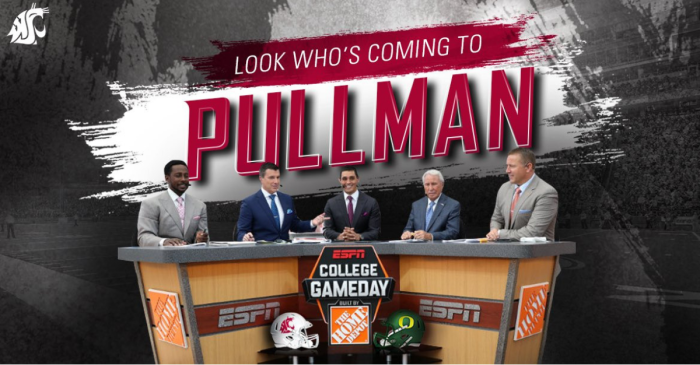 Pullman Declares Emergency to Help with Massive College GameDay Crowd