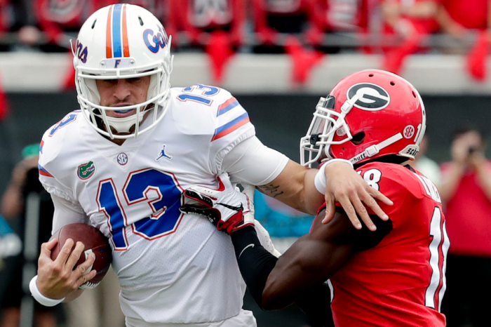 Florida's Playoff Hopes May Be Gone, But This Season Isn't a Wash