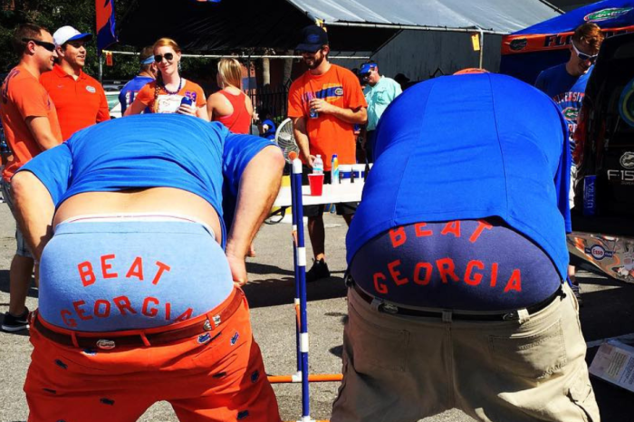 "The ""World's Largest Outdoor Cocktail Party"" Is the Warm-Up for This SEC Showdown"